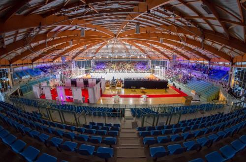Match de handball MEHB/PSG (LIDL STARLIGUE) – côté VIP